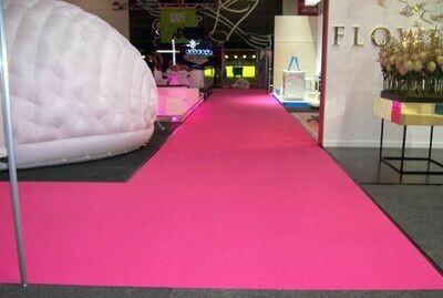 Carpet - Pink Runner