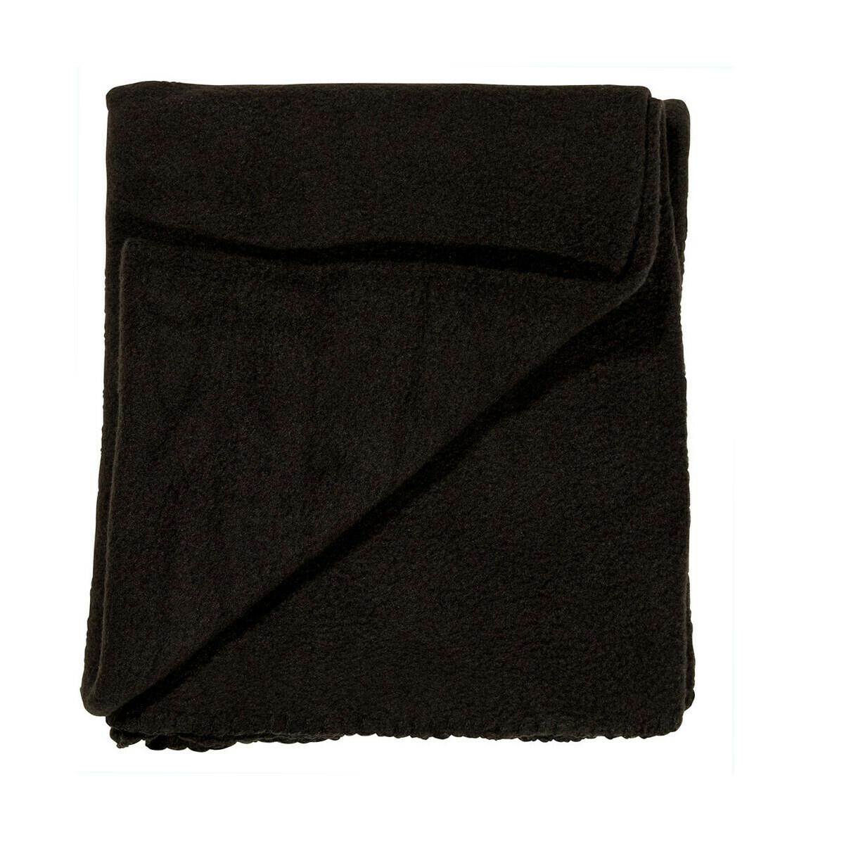 Throw - Black Fleece