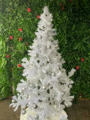 Christmas Tree - White 1.8m