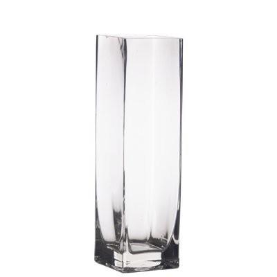 Vases - square - 10cm x 30cm H