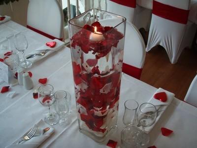 Vases - square - 13cm x 50cm H