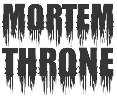 Font License for Mortem Throne