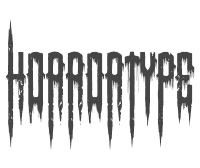 Font License for HorrorType