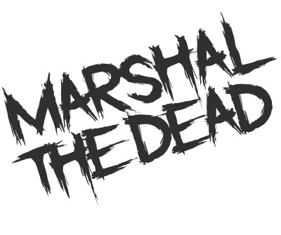 Font License for Marshal the Dead