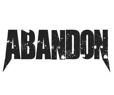 Font License for AbandoN