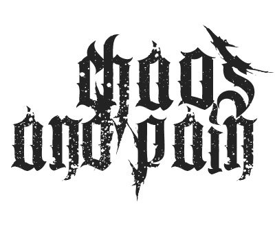 Font License for Chaos and Pain
