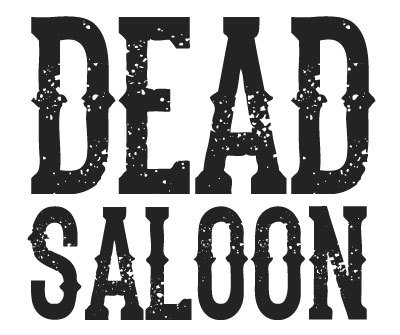 Font License for The Dead Saloon