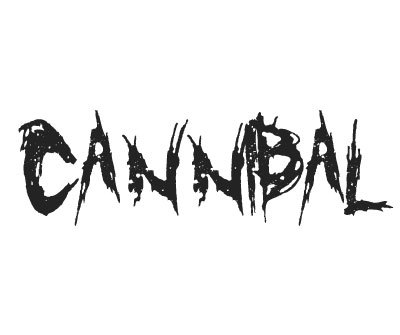 Font License for Cannibal