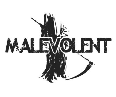 Font License for Malevolentz