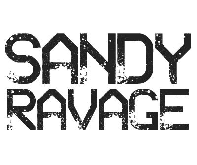 Font License for Sandy Ravage