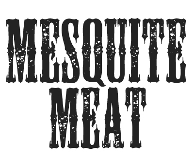 Font License for Mesquite Meat