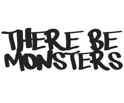 Font License for There be Monsters