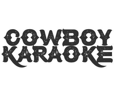 Font License for Cowboy Karaoke