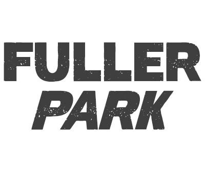 Font License for Fuller Park