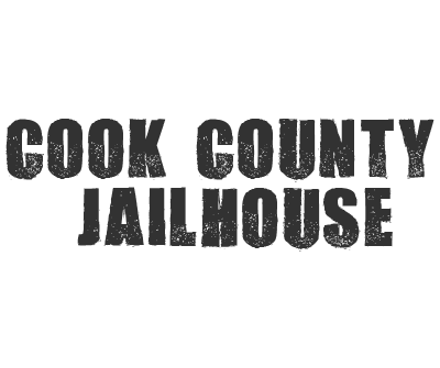 Font License for Cook County Jailhouse