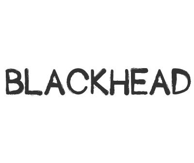Font License for Blackhead