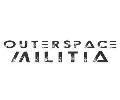 Font License for Outerspace Militia
