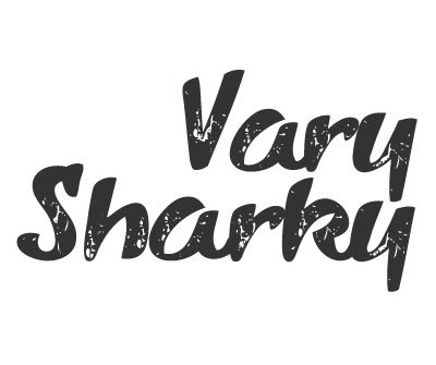 Font License for Vary Sharky