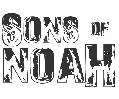 Font license for Sons of Noah