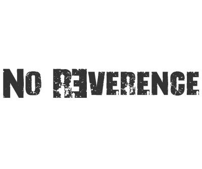 Font license for No R3verence