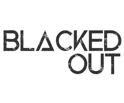 Font License for Blacked Out