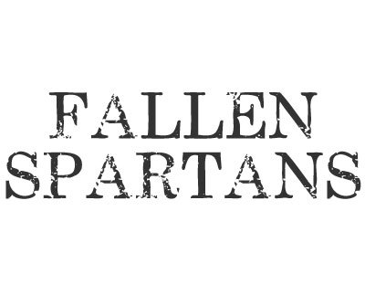 Font License for Fallen Spartans