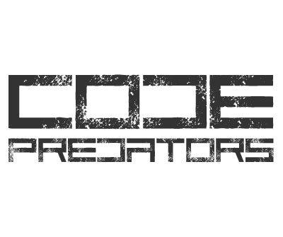 Font License for Code Predators