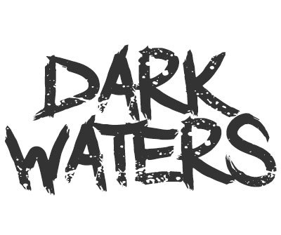 Font License for Dark Waters
