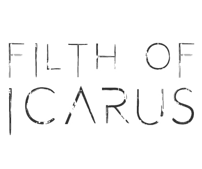 Font License for Filth Of Icarus