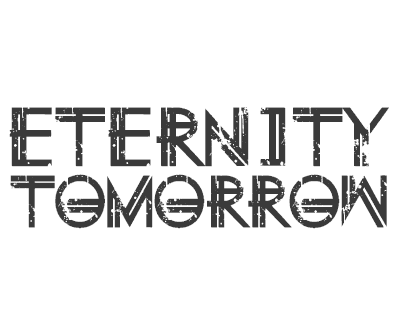 Font License for Eternity Tomorrow