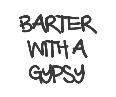 Font License for Barter with a Gypsy