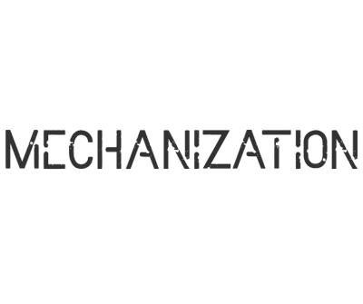Font License for Mechanization