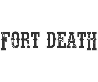 Font License for Fort Death