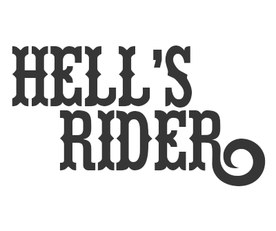Font License for Hell's Rider