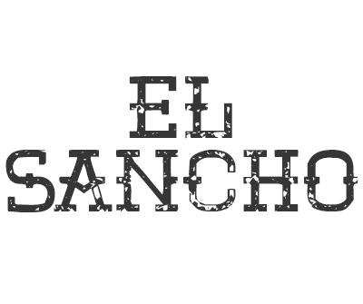 Font License for El Sancho