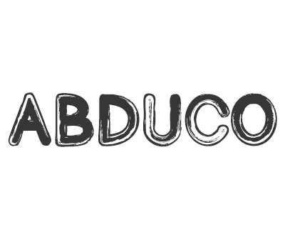 Font License for Abduco
