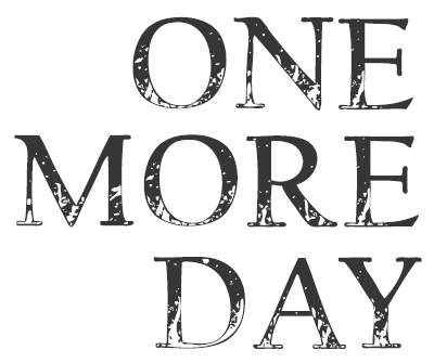 Font License for One More Day