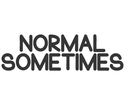 Font License for Normal Sometimes