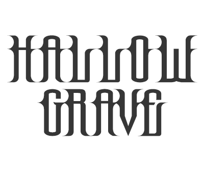Font License for Hallow Grave