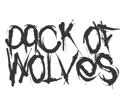 Font License for Pack of Wolves