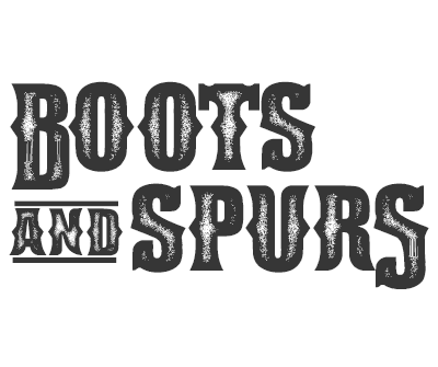 Font License for Boots & Spurs