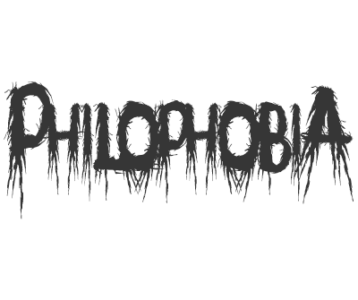 Font License for Philophobia
