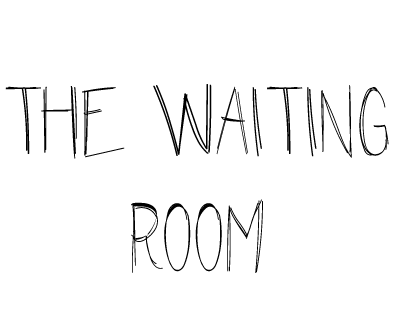Font License for The Waiting Room