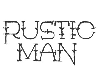 Font License for Rustic Man