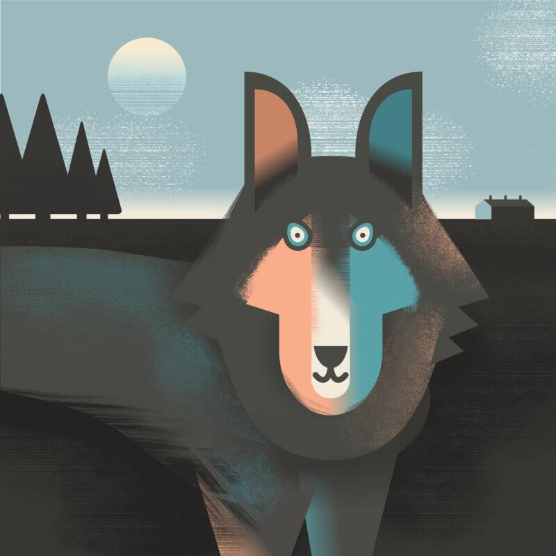 Le Loup est de Retour