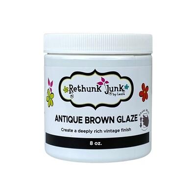 Antique Brown Glaze