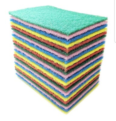Scrubby Pads - Set of 2