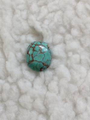 Ascension's Veritas Turquoise Cabochon