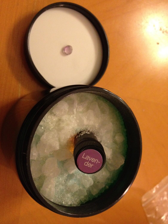 Fragrant Bath Salts