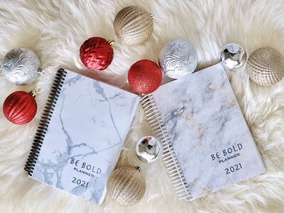 Be Bold Planner 2021